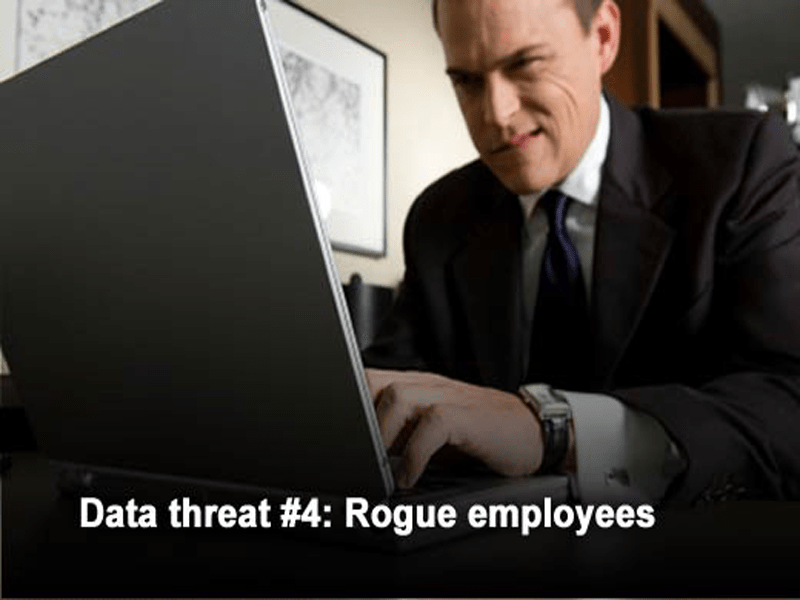 Rouge Employees on Corporate Cybercrime | iZOOlogic
