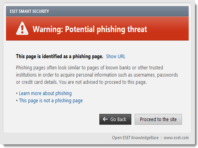 How effective is browser blocking against phishing sites