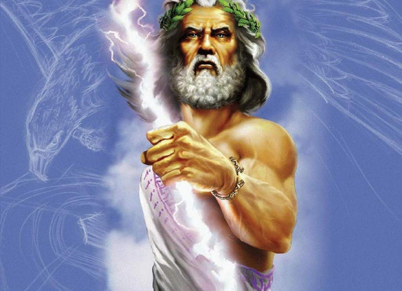 Zeus the sky and thunder god of malware