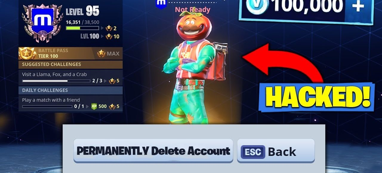 Fortnite Hacked – Leaked Info Sold on Dark Web