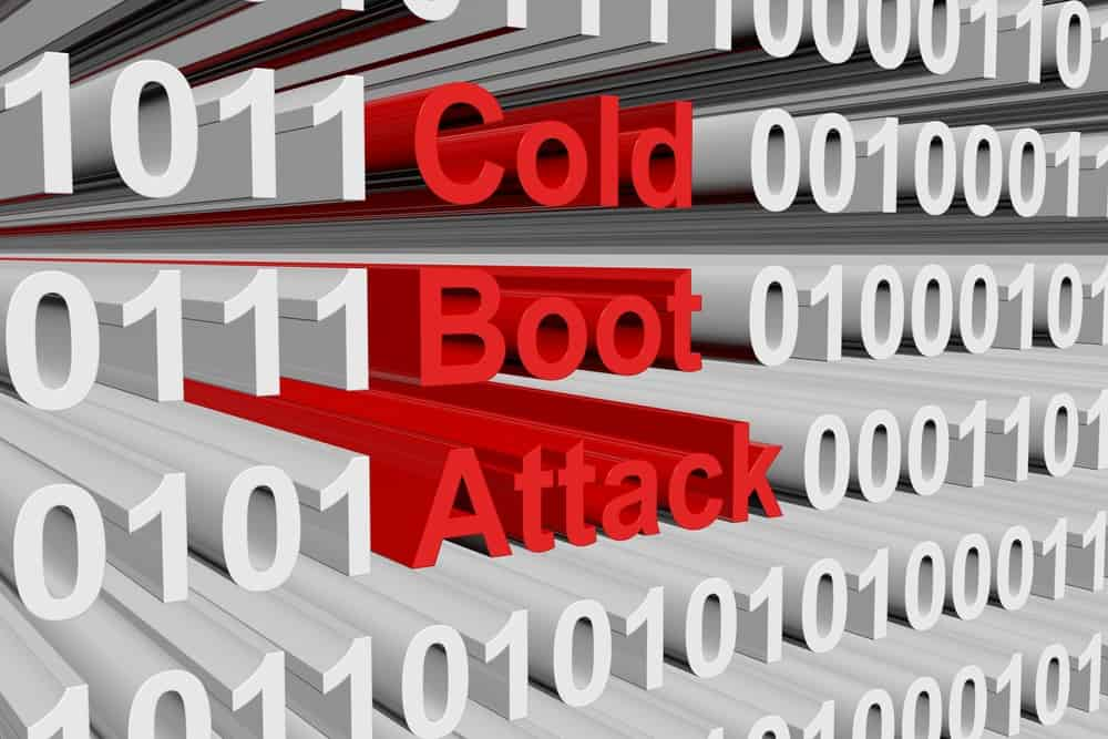 Cold Boot Attacks - A Chilling Reality