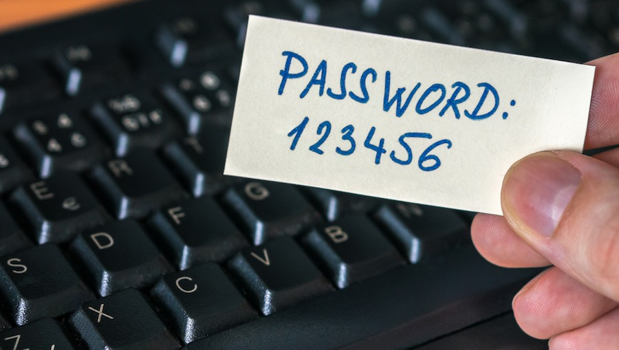 Weak Passwords Used by Government and Military