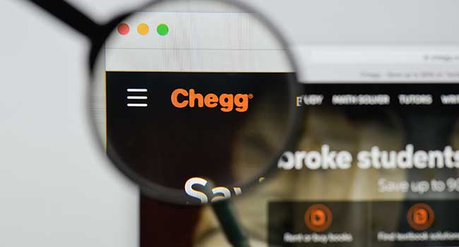 Chegg Data Breach – Password Resets for 40 Million Users
