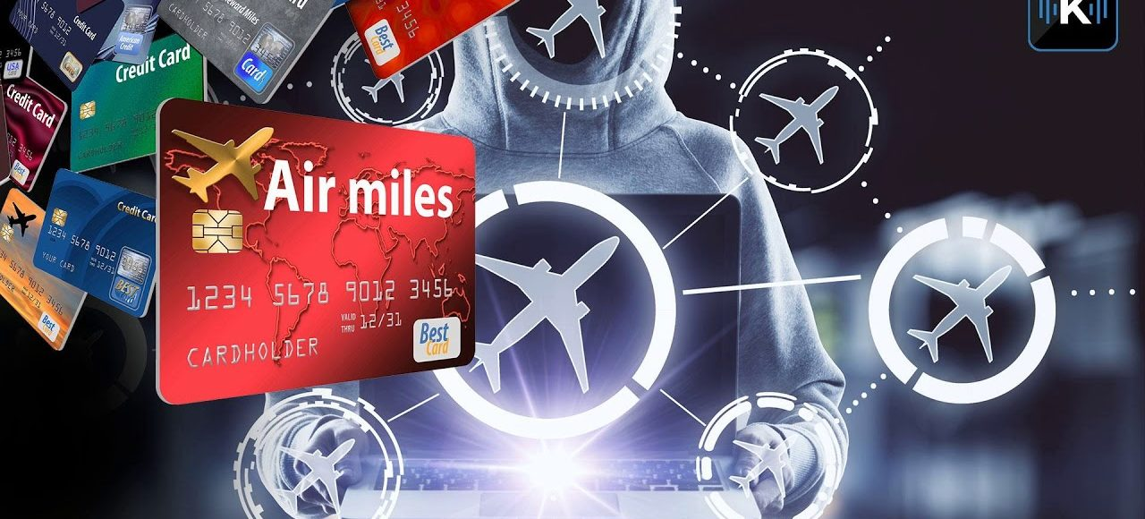 Hackers Selling Frequent Flyer Miles on the Dark Web