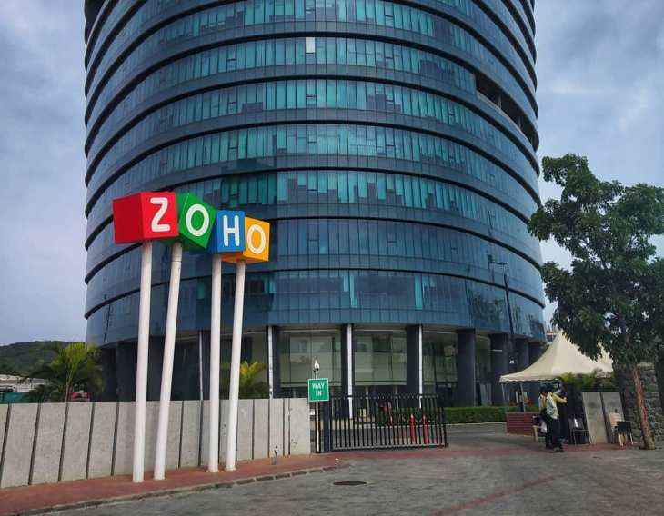 Zoho Domain Taken Down By Mistake