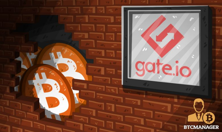 Gate.io Bitcoin Transactions Breached by Hacking StatCounter