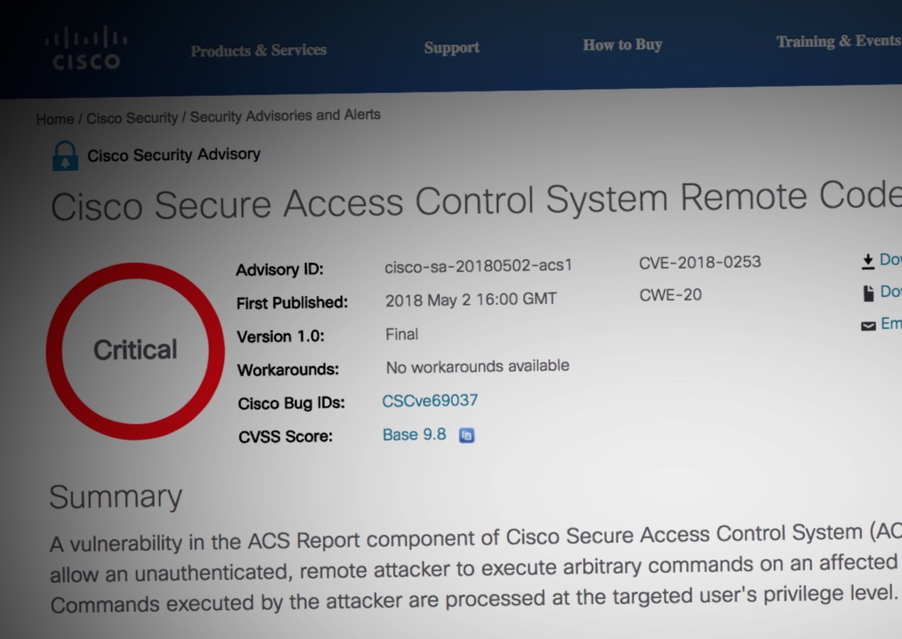 Default Cisco Admin Account Exposes Switches to Remote Attacks