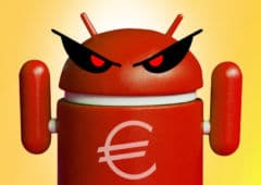 Android malware Gustuff