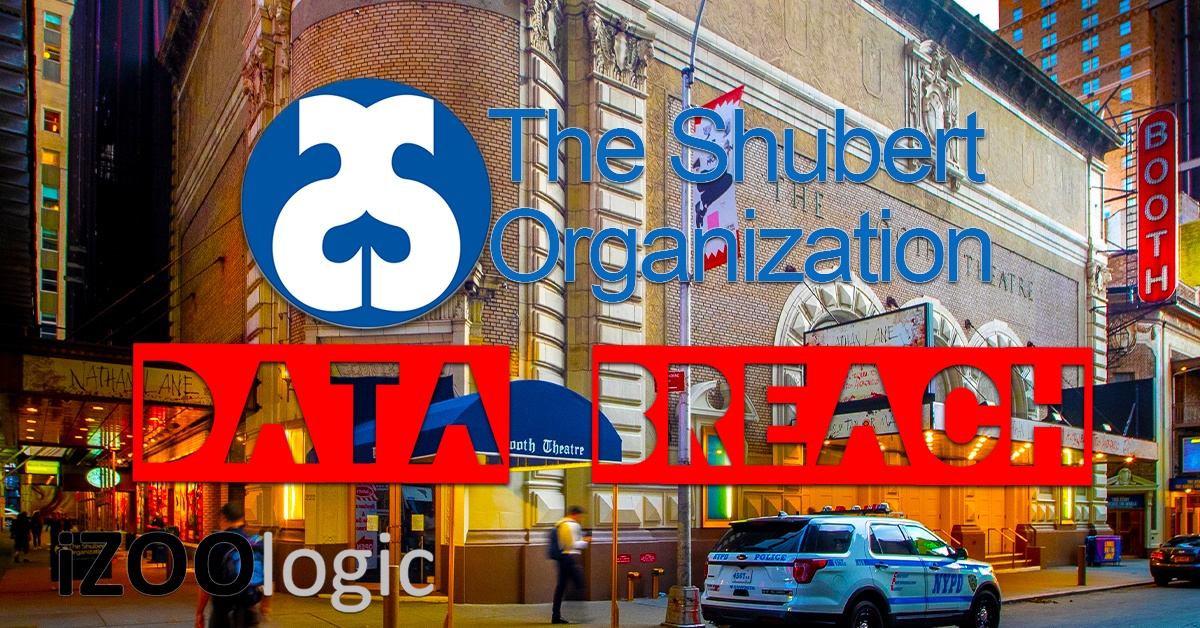 shubert organization databreach data breach