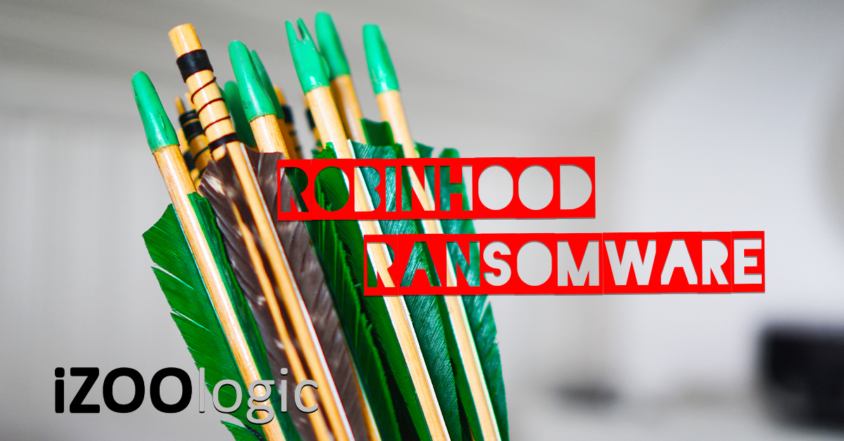 robinhood ransomeware malware antimalware