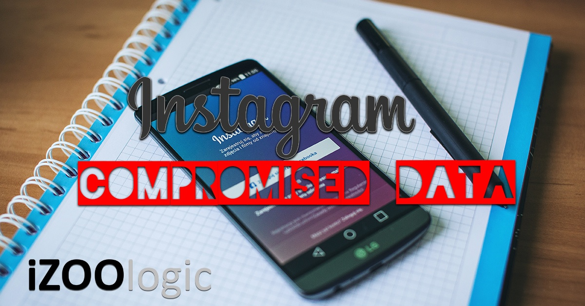 instagram records social media compromised data