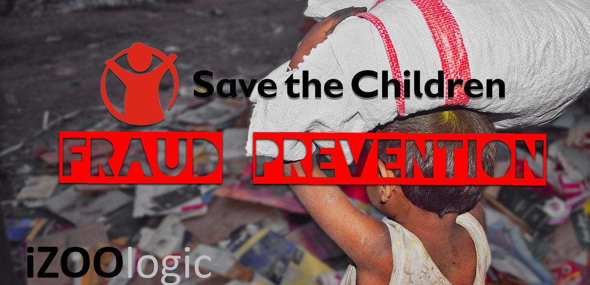 save the children fraud prevention malware phishing identity theft cyber criminal attacked charity