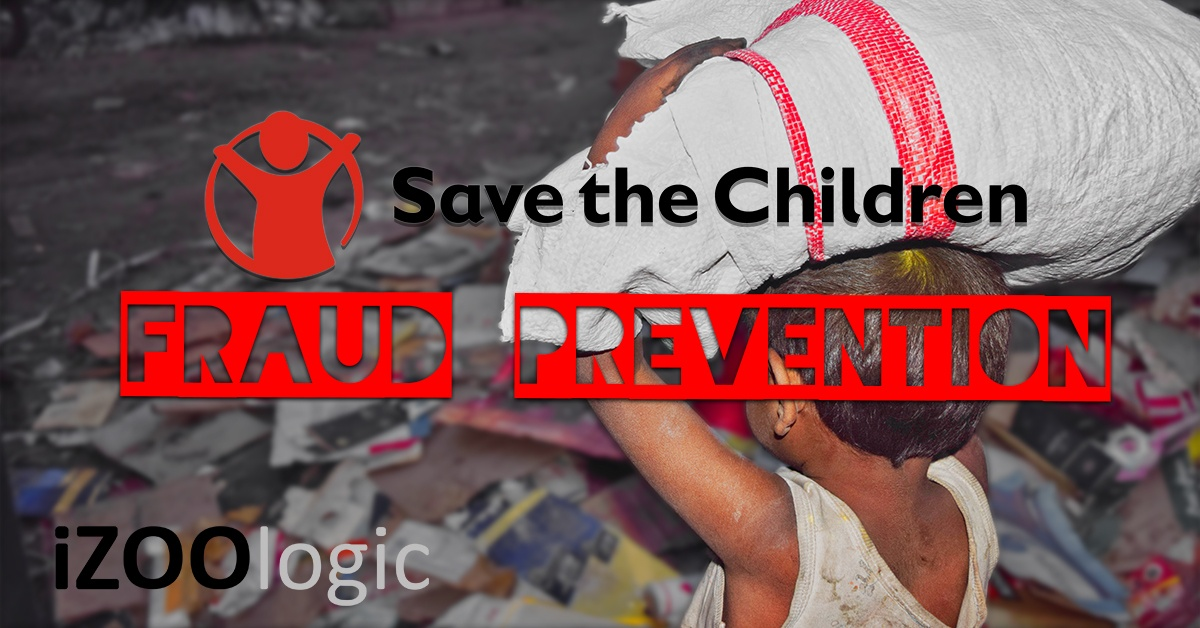 save the children fraud prevention malware phishing identity theft cyber criminal attack charity