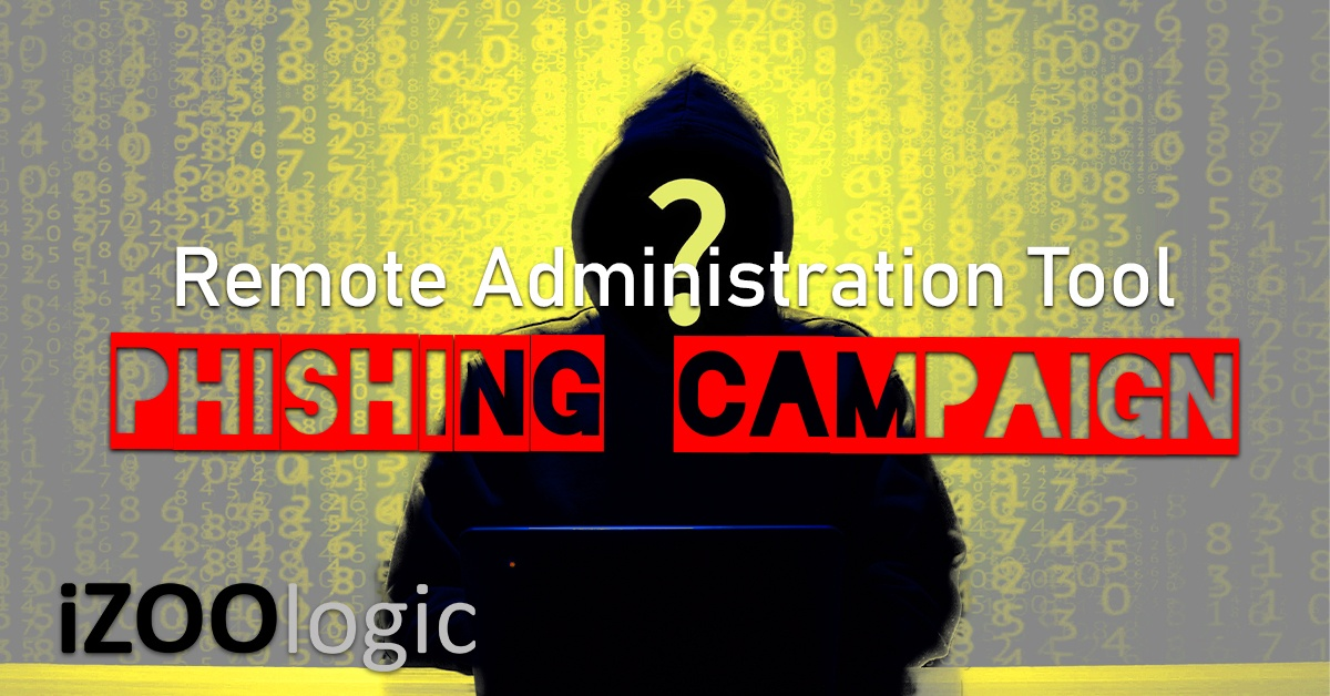 remote administration tool rat phishing campaign malware