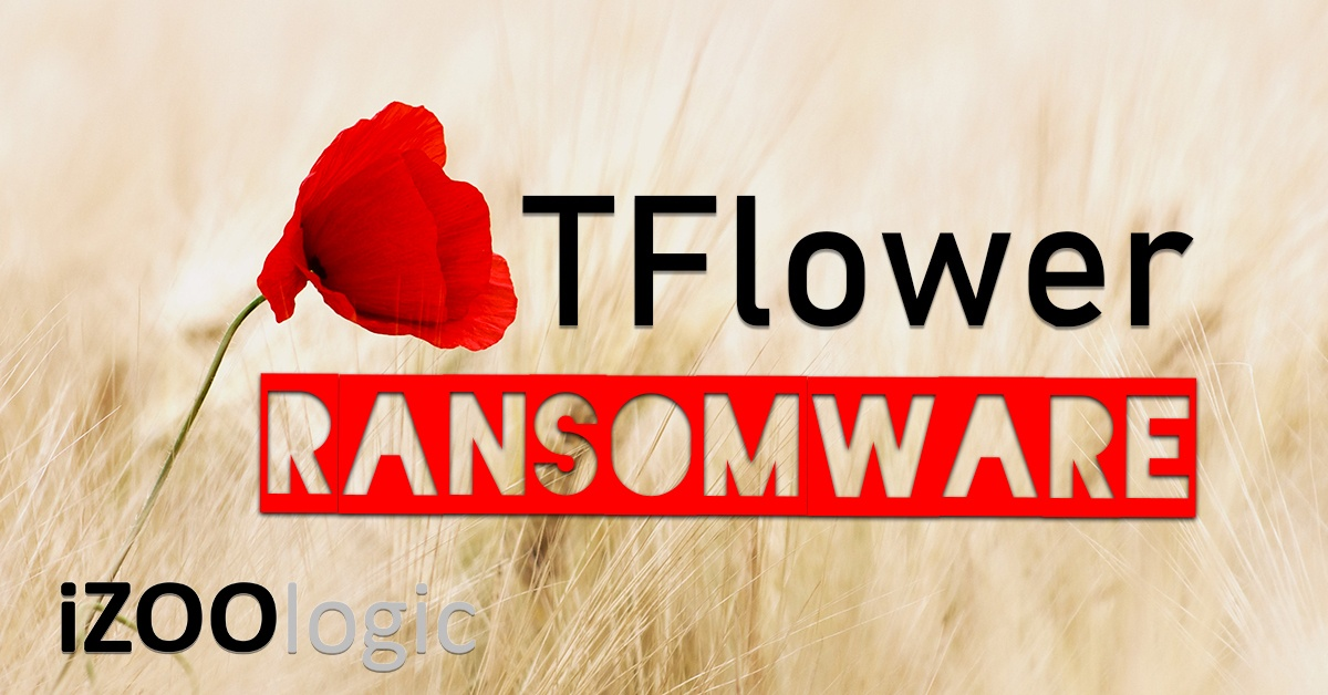 tflower ransomware hacking malware