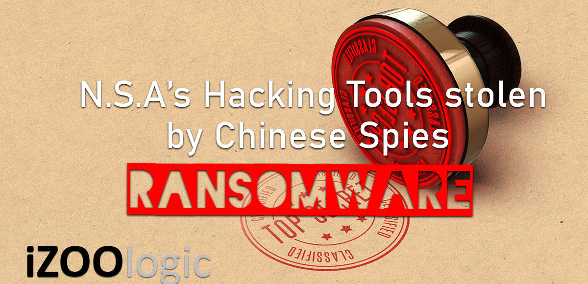 nsa hacking tools chinese spies malware ransomware