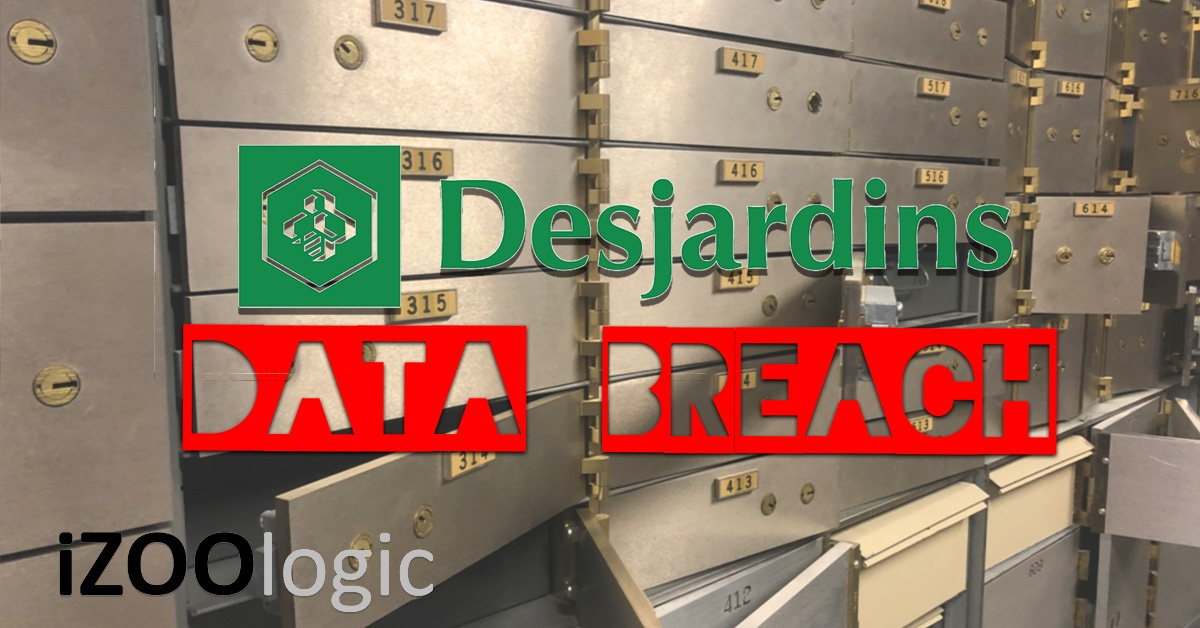 DesJardins bank data breach compromised data