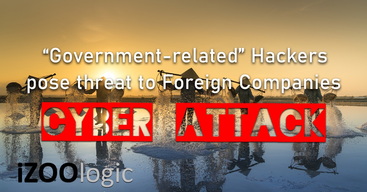 vietnam government cyber attack cyber threat foreign companies