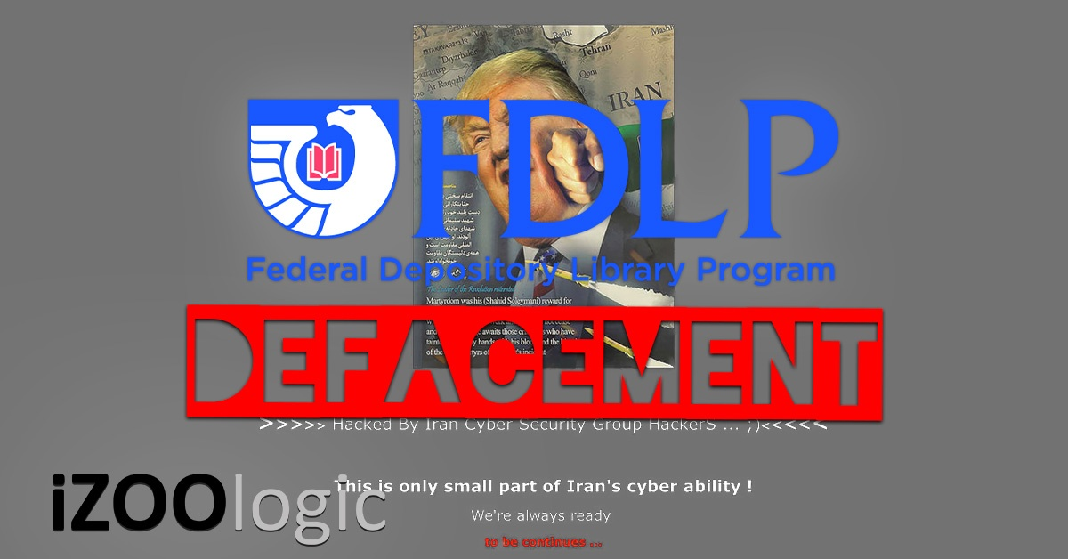 fdlp defacement iran us wars cyber attack cyber crime iranian hackers hacker