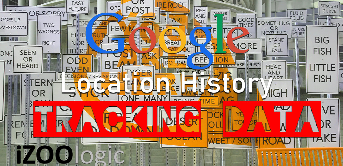 google tracking location history data compromised data fraud prevention