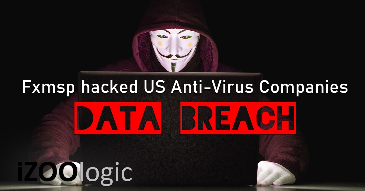 fxmsp data breach us antivirus companies compromised data
