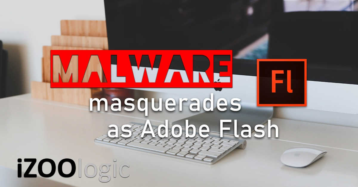malware masquerades adobe flash antimalware injection hijacking