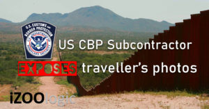 uscbp subcontractor hacked data leaks compromised data data breach cyberattack