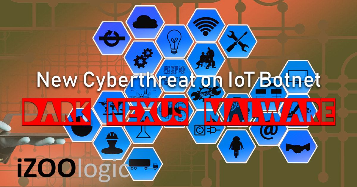 dark nexus malware iot botnet antimalware hacking
