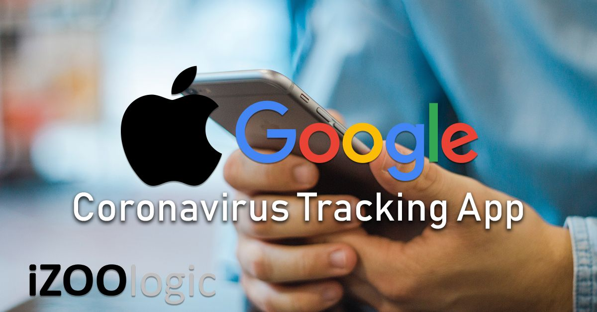 google apple coronavirus tracing mobile application