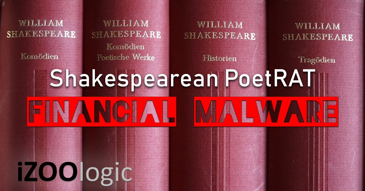 remote access tool malware shakespearean antimalware rat poetrat