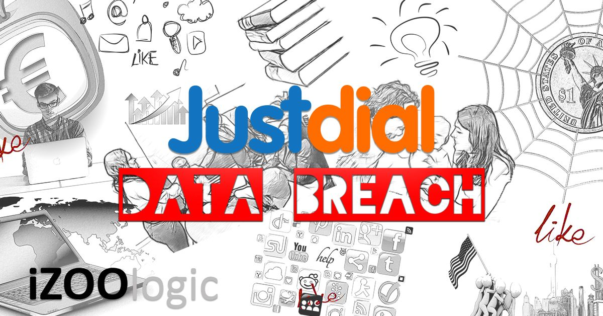 justdial data breach compromised data privacy data protection cyberattack breach infosec data security vulnerability