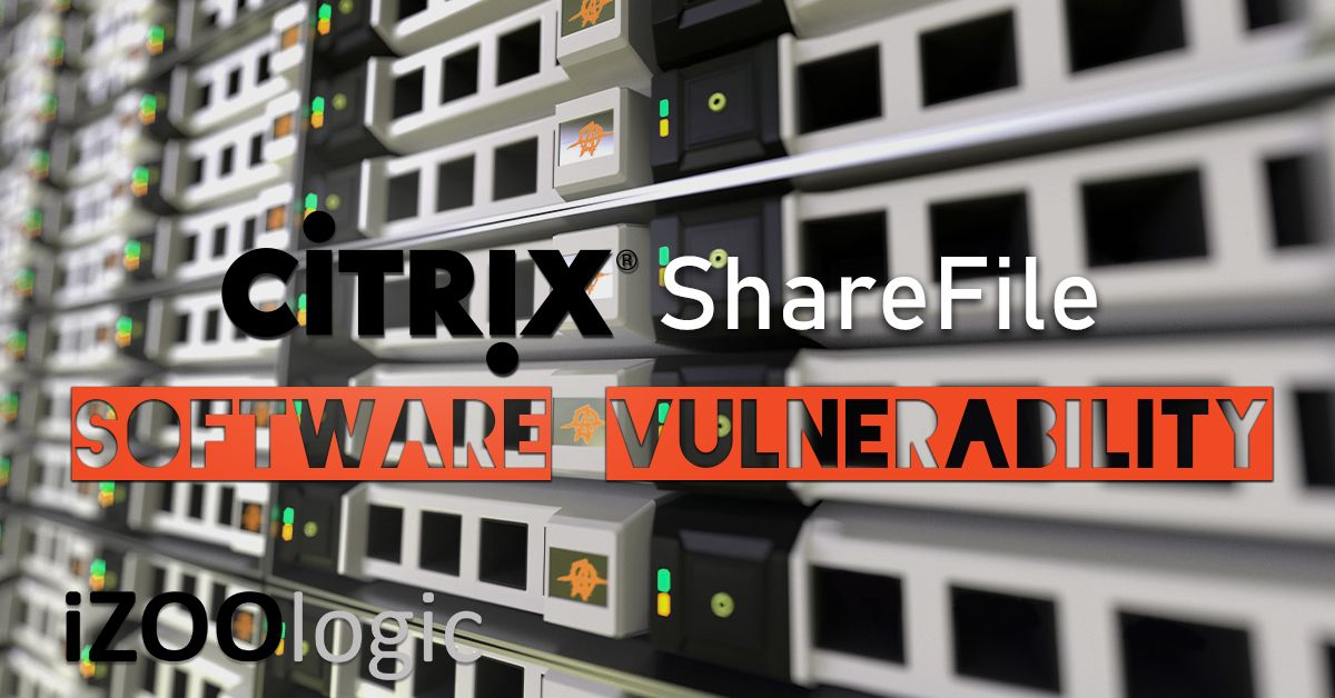 citrix sharefile controller vulnerability security patch