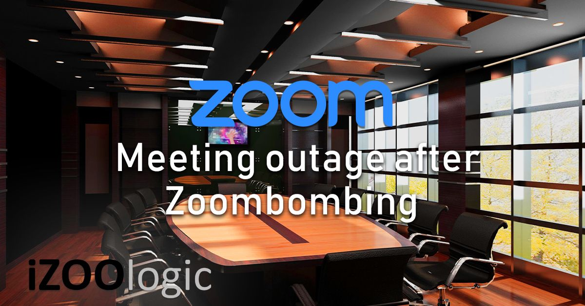 zoom meeting outage