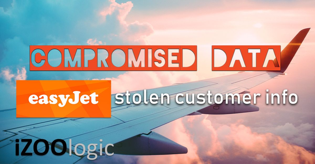 easyjet stolen customer info data leak compromised data