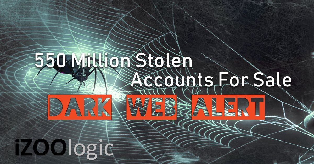 dark web alert accounts for sale