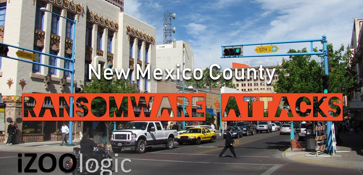 new mexico county ransomware attacks malware antimalware