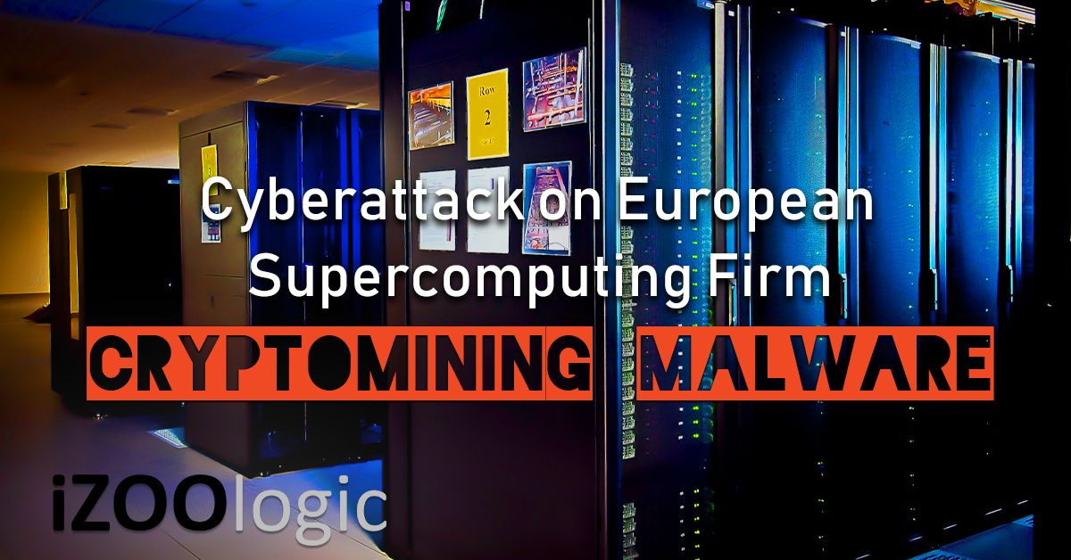 european supercomputers hijacked cryptocurrency malware ransomware antimalware trojan