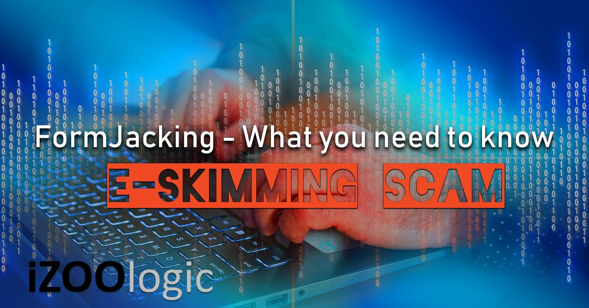 formjacking skimming scam