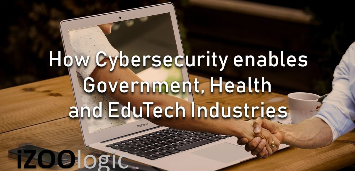 cybersecurity government health education tech industries