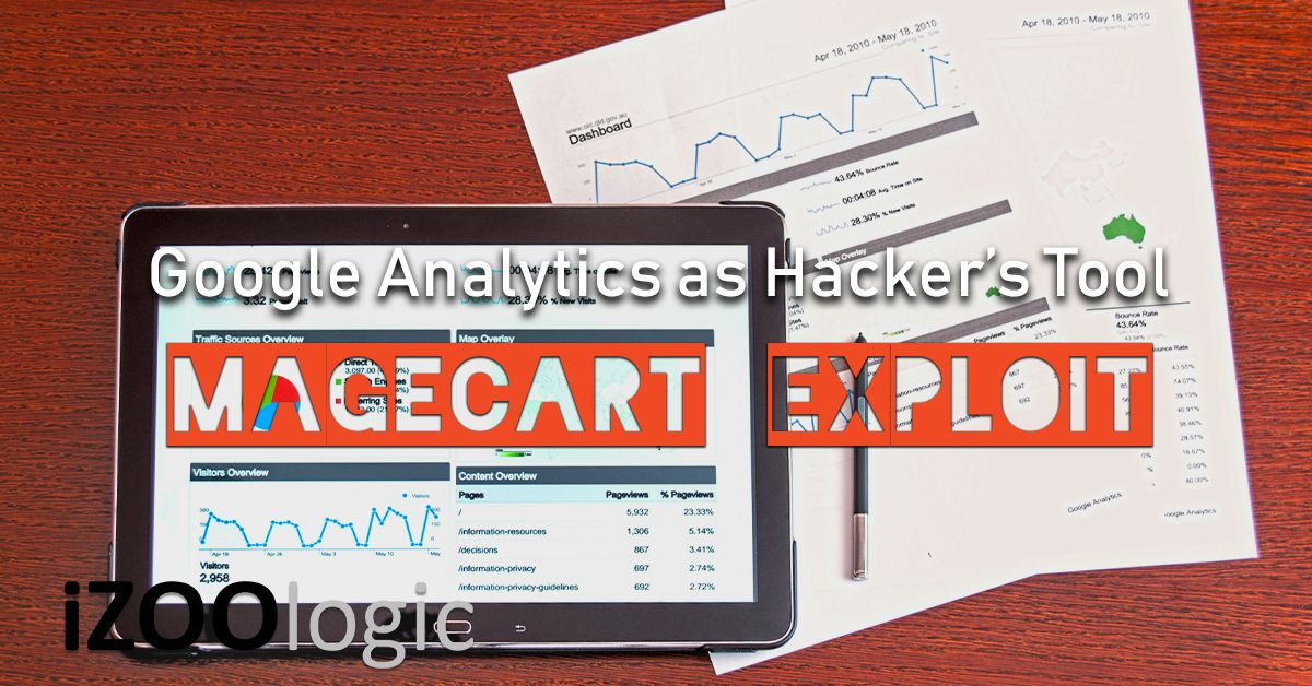 google analytics hacker's tool magecart exploit