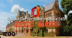 oxford server office 365 phishing attack cyberattack