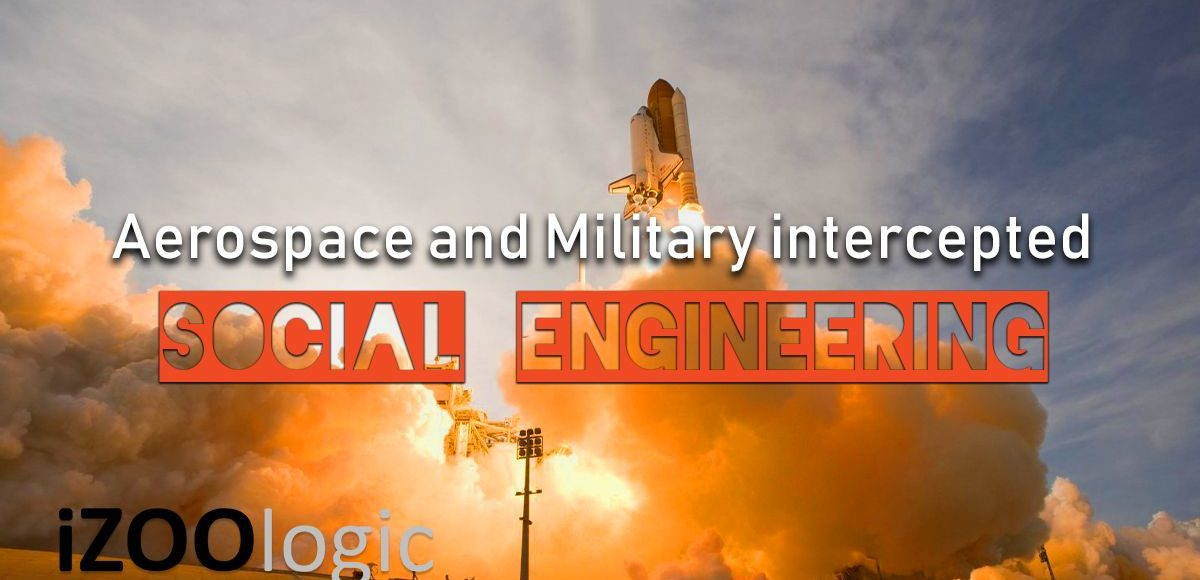 aerospace military hacking attack social engineering linkedin fraud prevention
