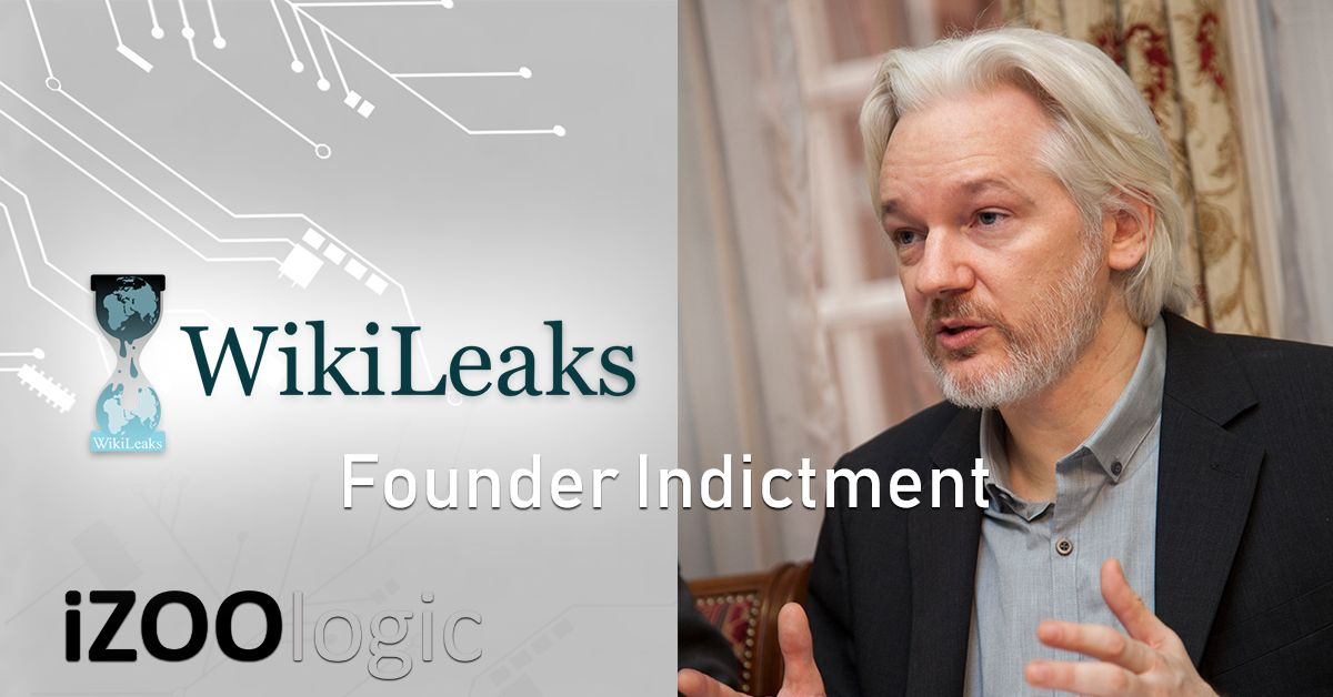 wikileaks founder indictment industry news