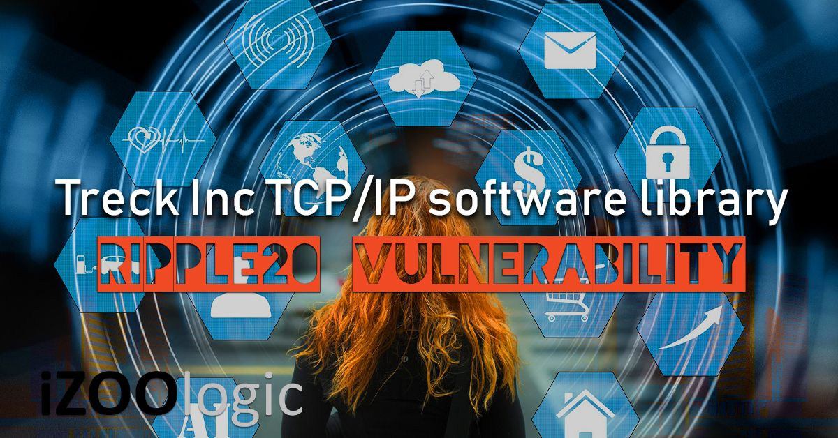 treck inc ripple20 vulnerability software vulnerabilities assessment iot internet of things