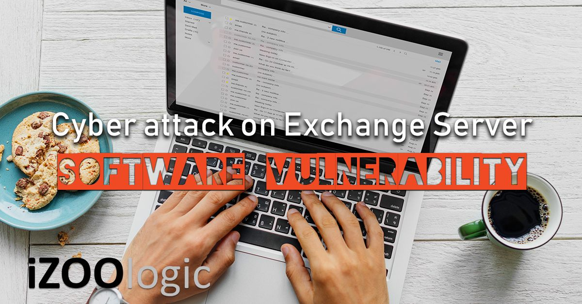 cyber attack exchange server vulnerability security policy enforcement email social engineering