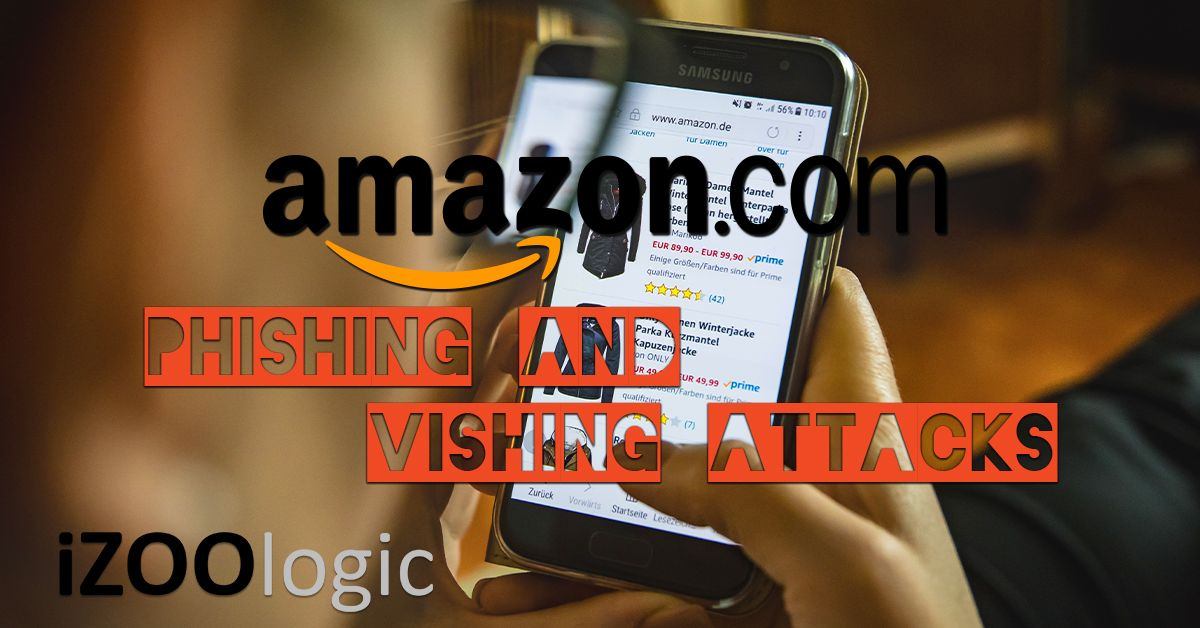 amazon phishing vishing attacks