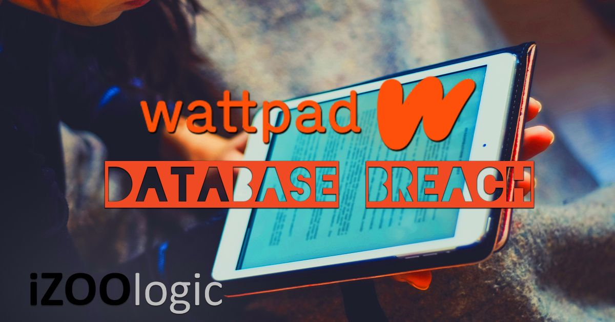 wattpad data breach data loss recovery