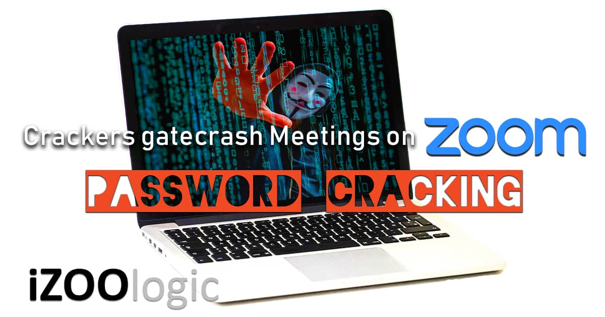 crackers perpetrators bruteforce attack password cracking gatecrash zoom meetings password threshold