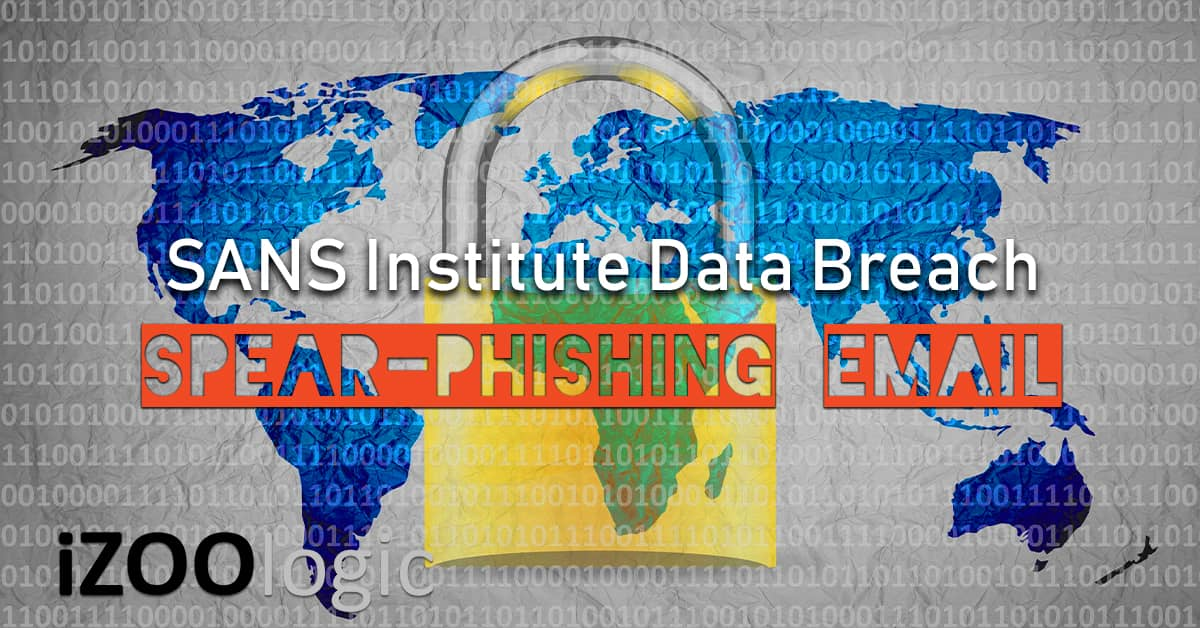 sans institute data breach spear-phishing email spearphishing malware antimalware antiphishing solutions