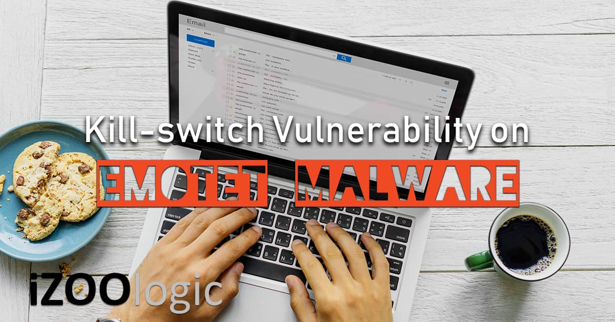 emotet botnet malware kill-switch antimalware